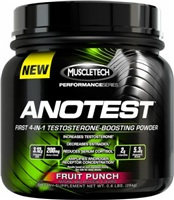 MuscleTech Anotest Performance Series, 284 гр (40 порц)