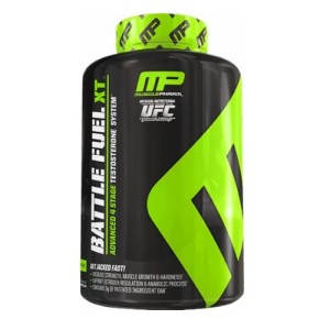 Muscle Pharm Battle fuel, 160 капс