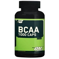 ON BCAA 1000 Caps, 400 капс