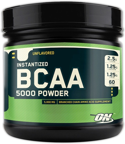 ON BCAA 5000 Powder, 345 гр (без аромат)