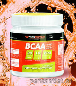 Pure Protein BCAA, 200 гр