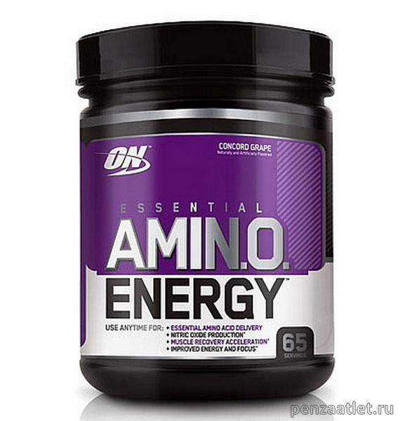 ON AmiNO Energy, 65 порц (585 гр)