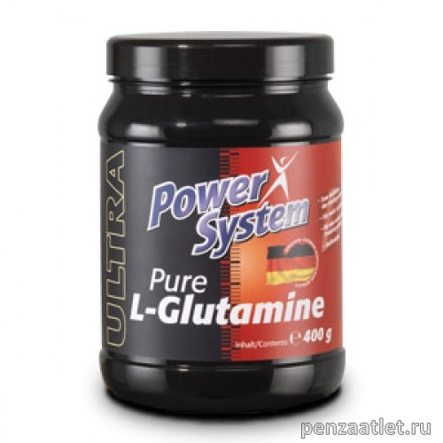 Power System Pure L-Glutamine, 400 гр