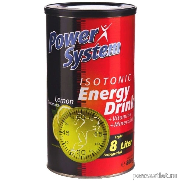 Power System Isotonic Energy Drink, 800 гр