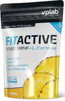 VPLab FitActive L-Carnitine Fitness Drink, 500 гр