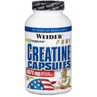Weider Pure Creatine Сapsules, 200 капс