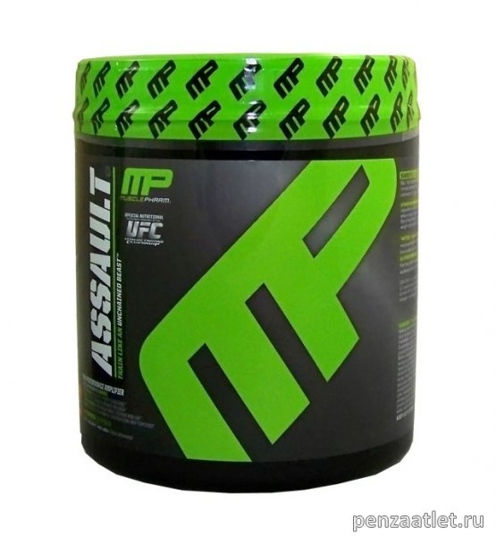 Muscle Pharm Assault, 184 гр