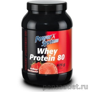 Power System Whey Protein 80, 675 гр