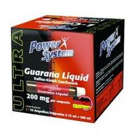 Power System Guarana Liquid, Упаковка 20 шт x 25 мл