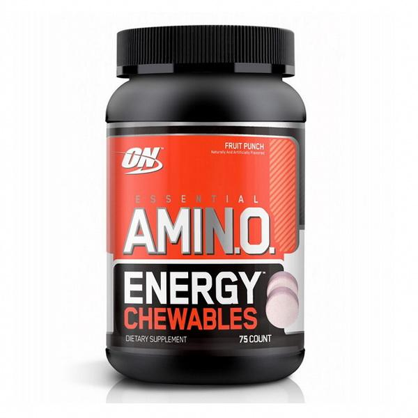 ON Amino Energy Chewables, 75 табл