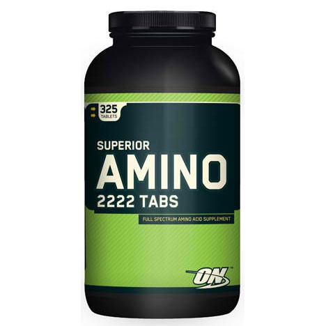 ON Superior Amino 2222 Tabs, 320 табл