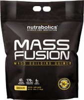 Nutrabolics Mass Fusion Gainer, 16 lb (7260 гр)