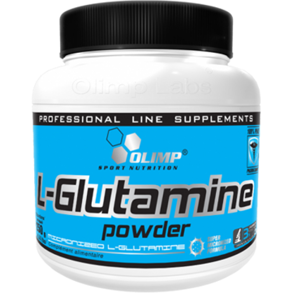 Olimp L-Glutamine powder, 250 гр