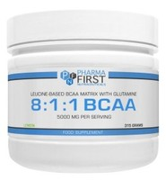 Pharma First BCAA 8:1:1, 315 гр