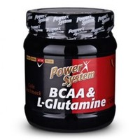 Power System BCAA + L-Glutamine, 450 гр