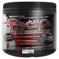 Scivation Psycho, 61,2 гр (12 порц)