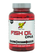BSN DNA Fish Oil, 100 капс