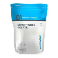 Myprotein Impact Whey Isolate, 1000 гр