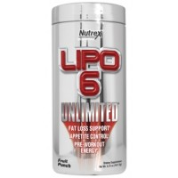 Nutrex Lipo-6 Unlimeted Powder, 1 порц (2,5 гр)
