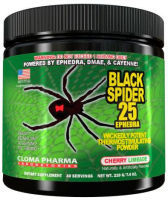 Cloma Pharma Black Spider, 1 порц (7 гр)