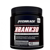 Pitchblack Supplements Krank3D, 45 порц (248 гр)
