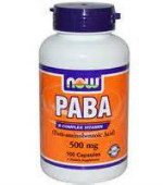 NOW PABA, 100 капс