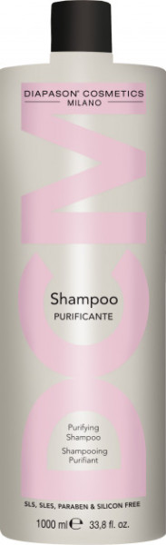 Шампунь против перхоти DCM Purifying Shampoo 1000 мл