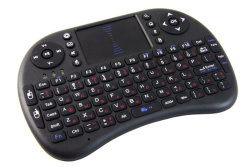 Клавиатура MINI KEYBOARD wireless i8 + тачпад,