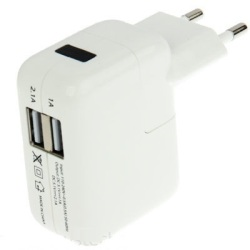 Адаптер ipad 2 Usb FOR IP CHARGER (apple)