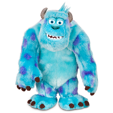 Университет Монстров: Салли (Monsters University: Sulley Speak-N-Scare Talking Action Figure)