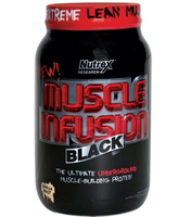 Nutrex    Muscle Infusion Black   908 g.