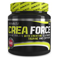 BioTech USA Crea Force 200 tabs. NEW!
