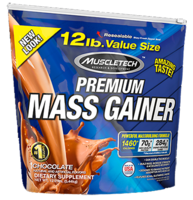 NEW ! PREMIUM MASS GAINER   12LB./ 5440 g.
