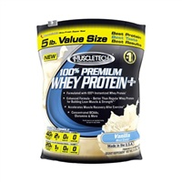 MuscleTech 100% Premium Whey Protein+  2270 г.