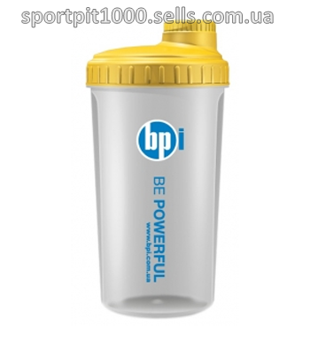 Shaker   BPI BE POWERFUL    24 oz.-700 ml.