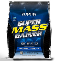 Dymatize Nutrition    Super Mass Gainer     5440g