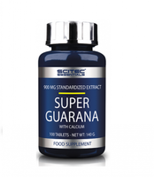 SciTec Essentials     Super Guarana   100 tab.