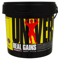 Universal Nutrition      Real Gains     6.85 lbs.-3180 g.