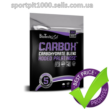 BioTech USA    CarboX    500 gr.
