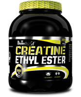 BioTech USA      Creatine Ethyl Ester    300 g.