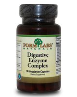 FormLabs Naturals   DYGESTIVE ENZYME COMPLEX    90 капс.