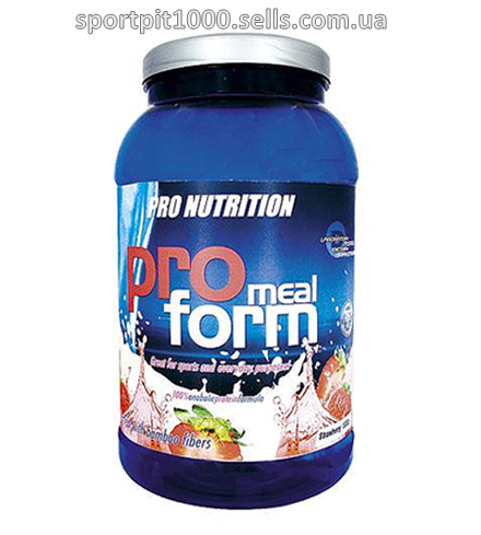 Pro Nutrition  Pro Form Meal	1000 г.