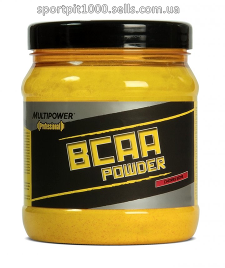 MULTIPOWER    BCAA  POWDER     400 г.