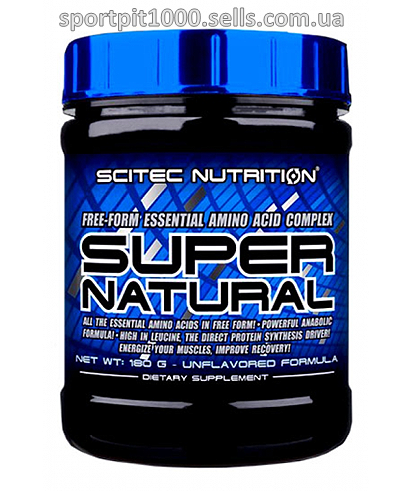 Scitec Nutrition    Super Natural      180 g.