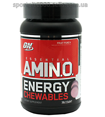 Optimum Nutrition  Essential Amino Energy ™ Chewables  75 c.