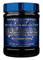 SciTec Nutrition    Essential Amino Matrix   180 g.