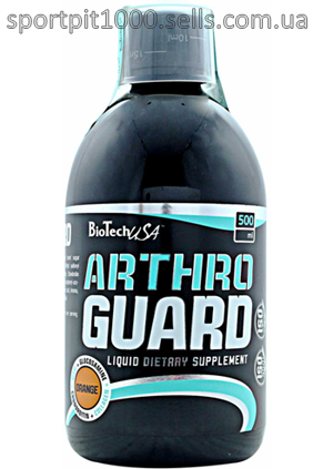 BioTech USA     Arthro Guard Liquid         500 ml.
