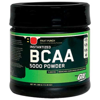 Optimum Nutrition    BCAA 5000 Powder    380 g.