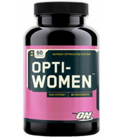Optimum Nutrition    OPTI-WOMEN   60 caps.