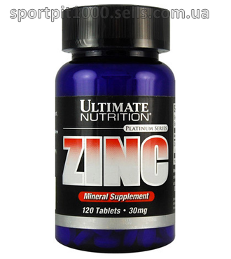 Ultimate Nutrition    Zinc        120 таб.